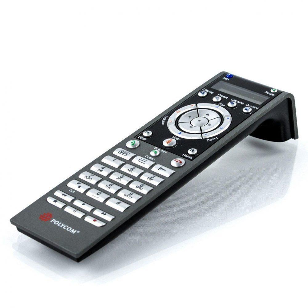 Polycom HDX remote control
