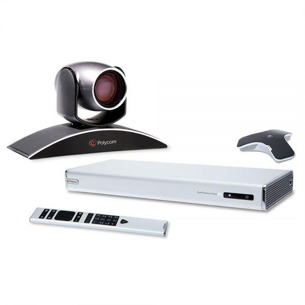 Polycom 7200-63420-001 RealPresence Group 300 with Eagle Eye III