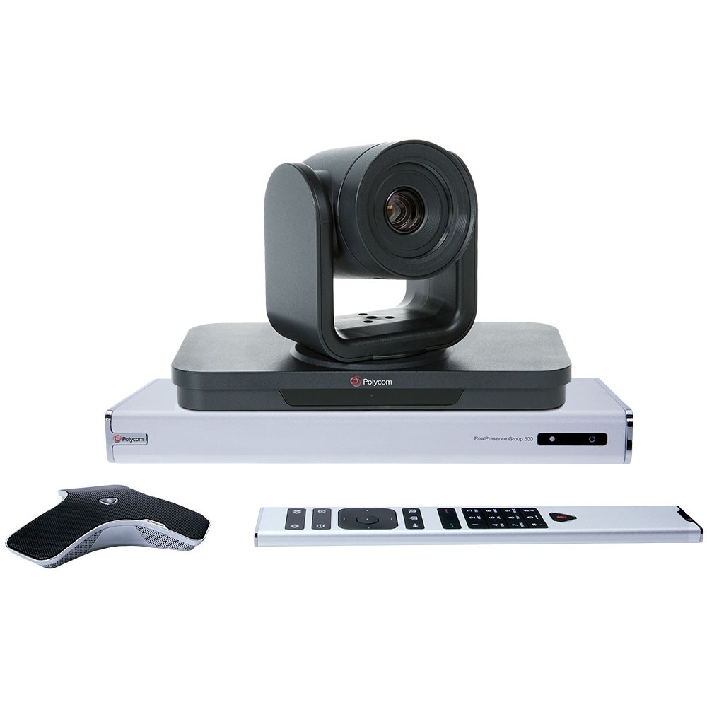 Polycom RealPresence Group 500 7200-63550-001