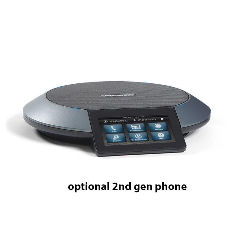 optional 2nd gen phone