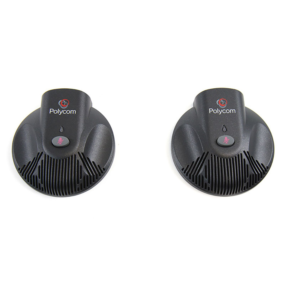 Polycom SoundStation 2 EX Microphone Set