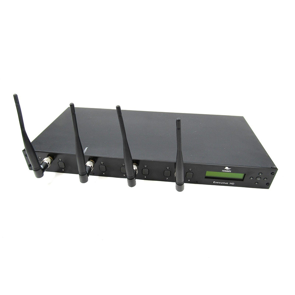 Revolabs Executive HD System 8-Channel w/o mics