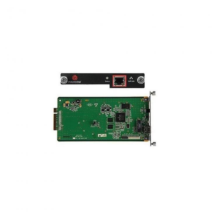 Polycom SoundStructure VoIP Interface Card