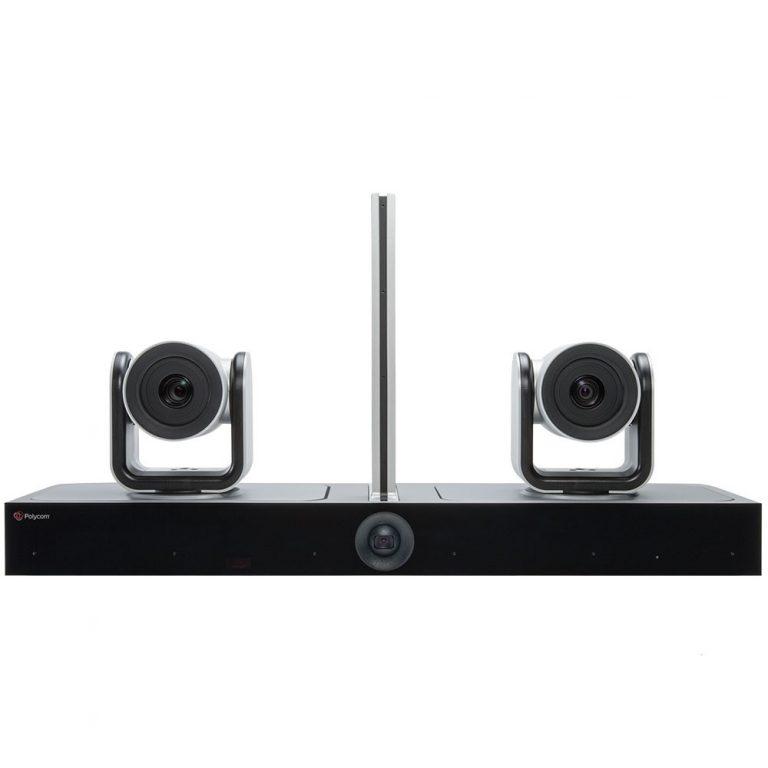 Polycom Eagle Eye Director II with Two Eagle Eye IV Cameras