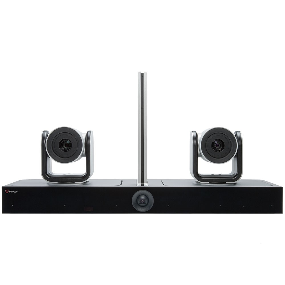 Polycom Eagle Eye Director II with Two Eagle Eye IV Cameras