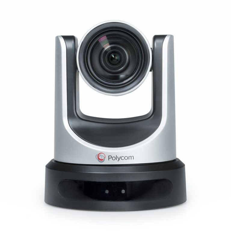 Polycom EagleEye IV USB 12X PTZ Camera front