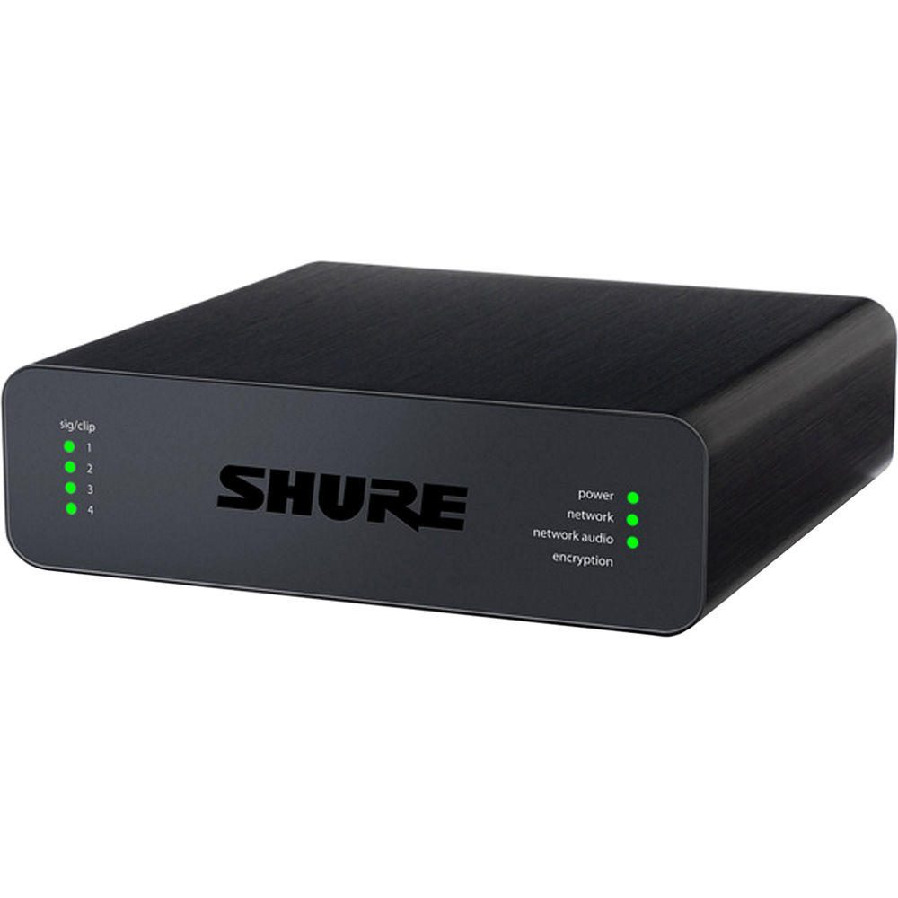 Shure ANI4IN-BLOCK Audio Network Interface