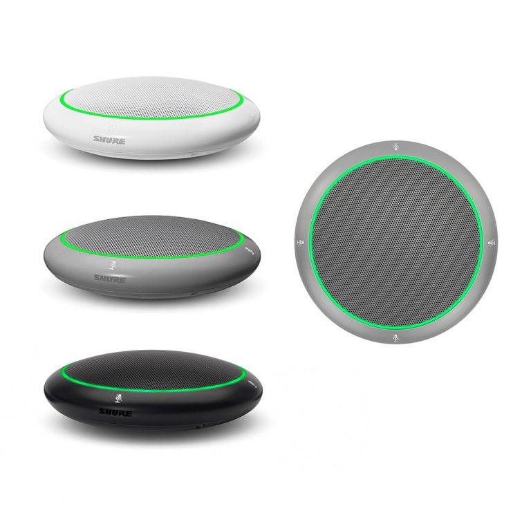 Shure MXA310 Microphone Table Array Color Options