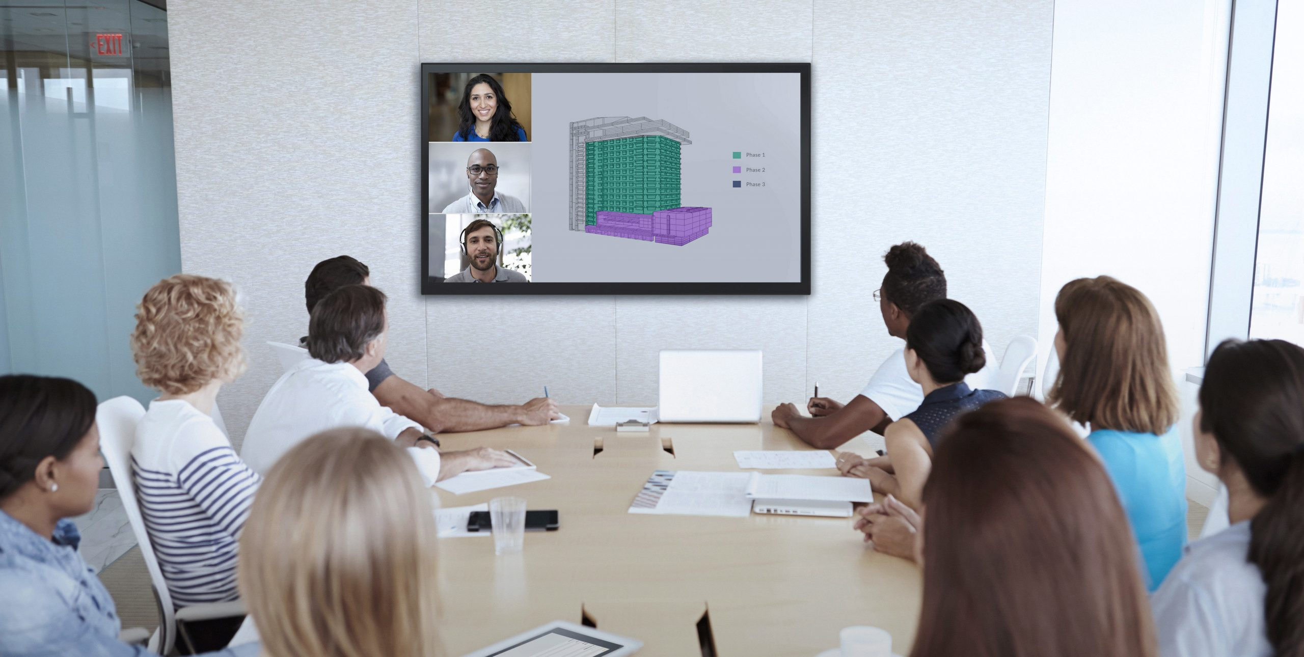 GoToMeeting Room systems and video conferencing usb equipment for professional gotomeeting rooms