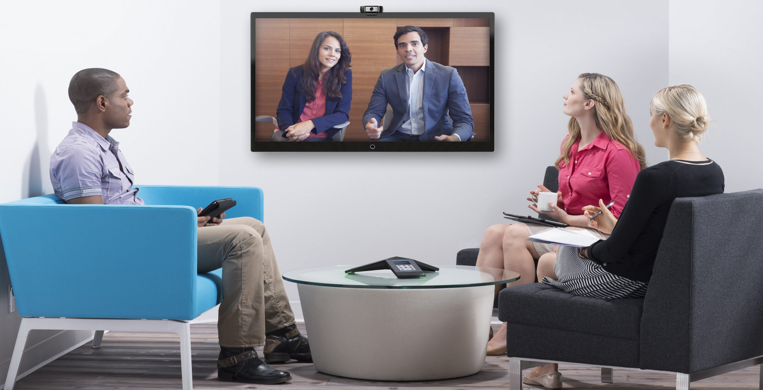 video conference systems optimized for Microsoft Teams and Skype for Business video conferencing