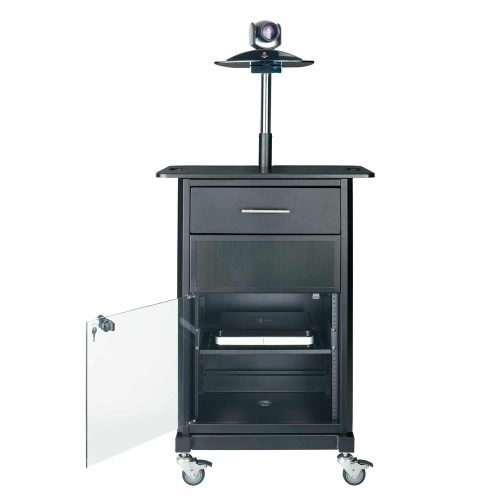 Avteq GM-200P Cart for projectors and video conference systems