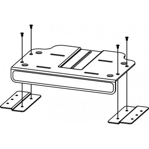 polycom 2342-65920-001 eagleeye producer mount