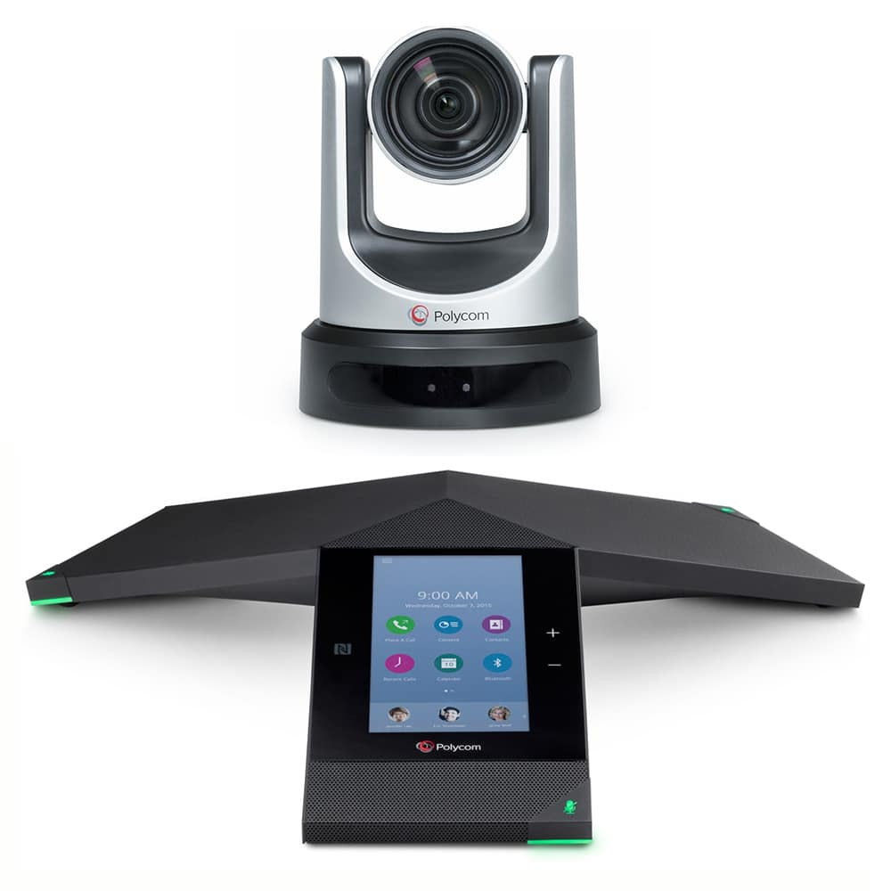 Polycom RealPresence Trio 8800 + EagleEye IV USB Camera Kit