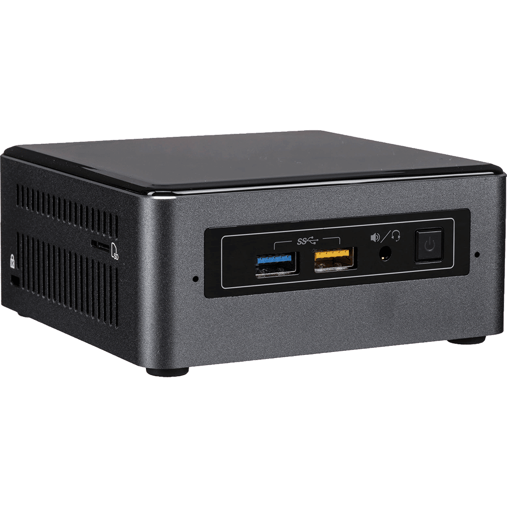 Intel NUC Mini-PC For Zoom Rooms