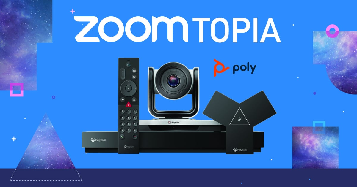 Poly Announces Native Integration For G7500 With Zoom Rooms