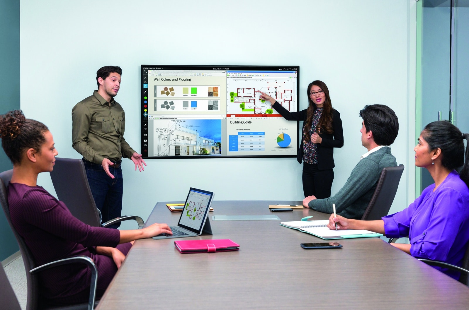 The Polycom Pano Is The Best Content Sharing & Presentation Device