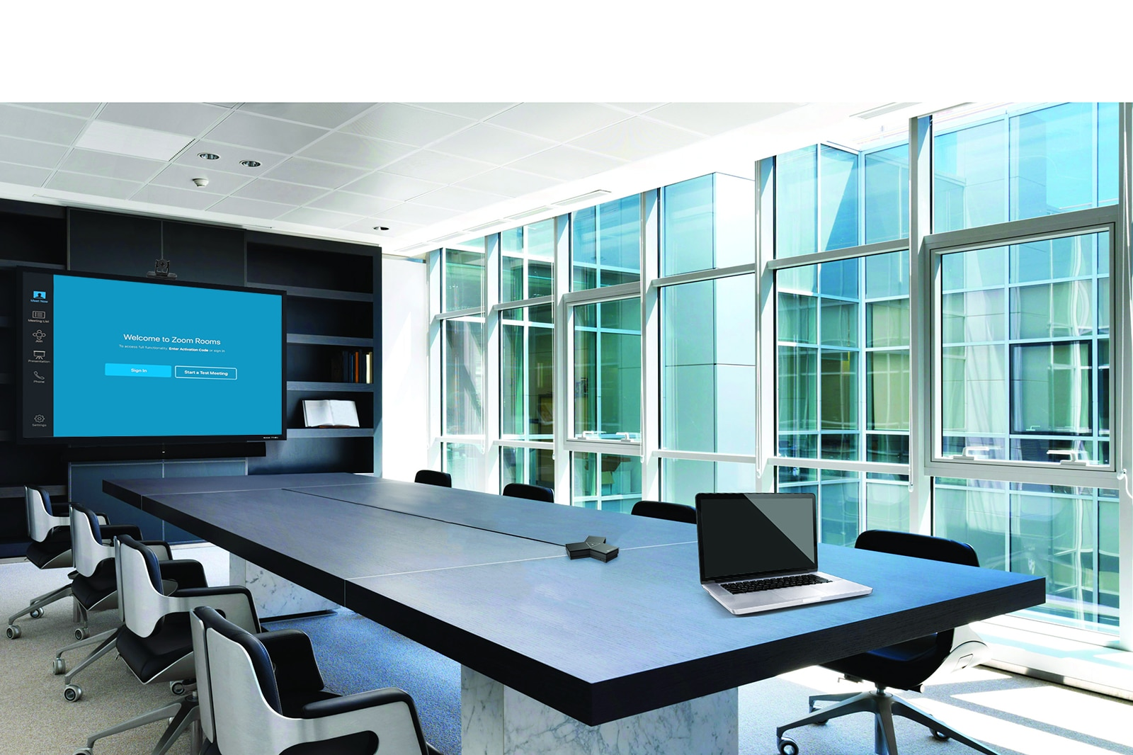Polycom 3.0 Software Enabling Zoom Rooms Mode Is Available Now