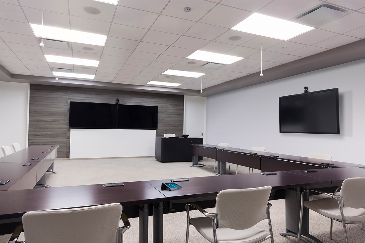Large Conference Zoom Rooms