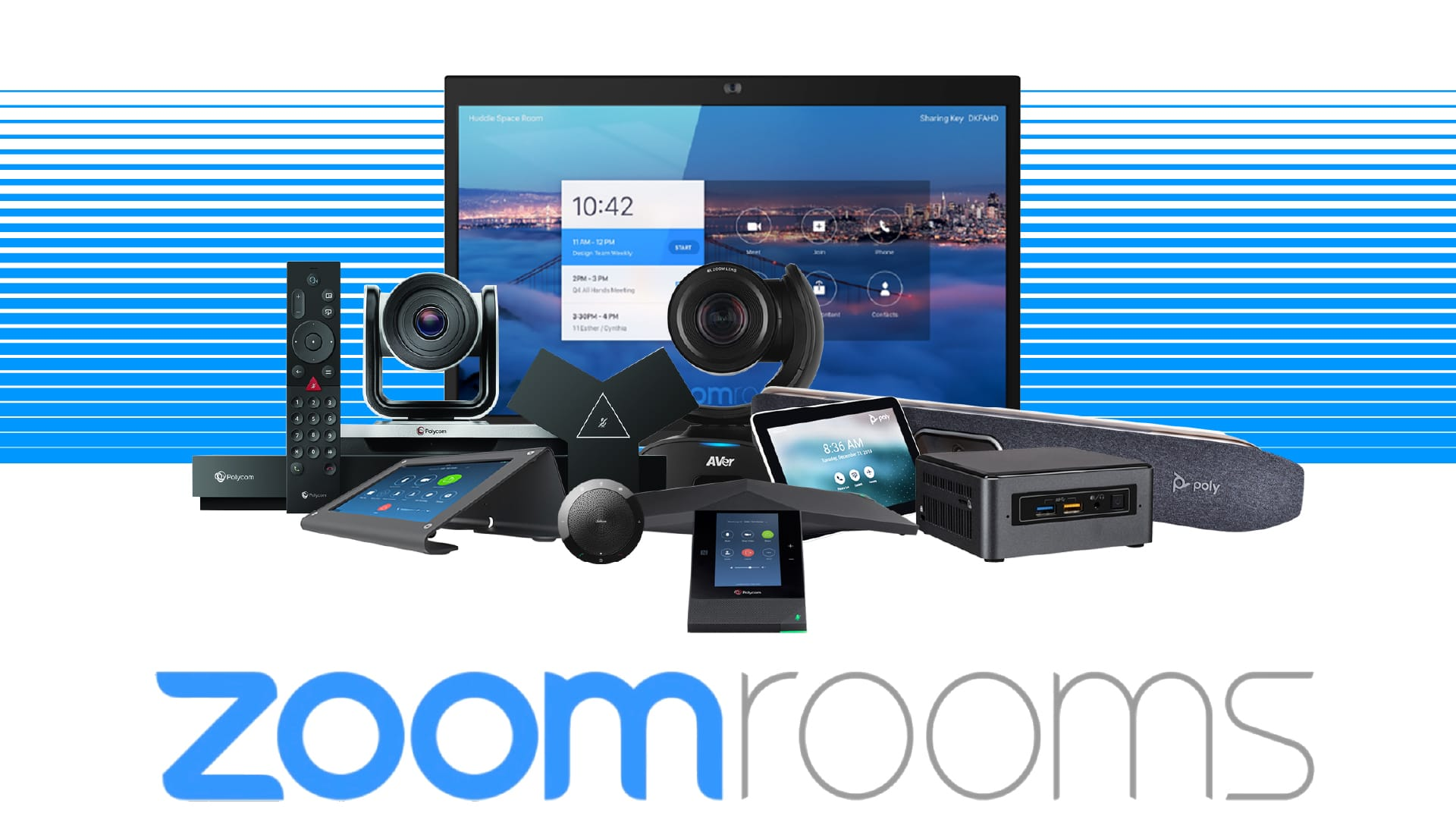 What is a zoom room?