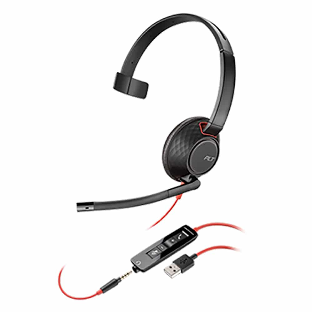 Poly Blackwire 5210