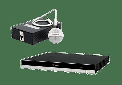 polycom ceiling microphone + soundstructure 500-350