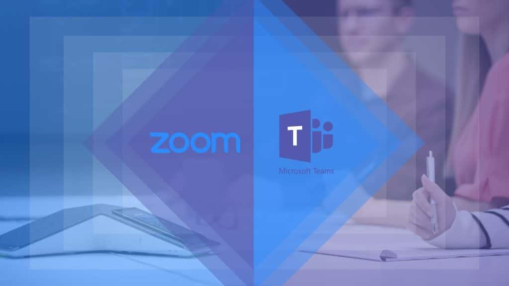 Zoom & Teams