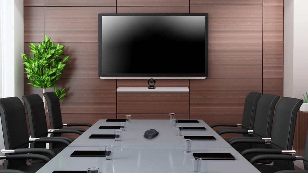AVer Conference room